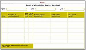 negotiation plan template excel calendar monthly printable With contact strategy template