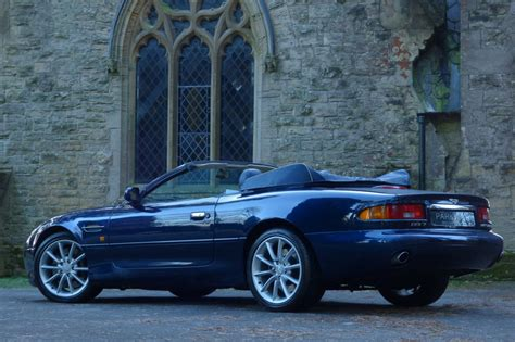aston martin db7 volante for sale