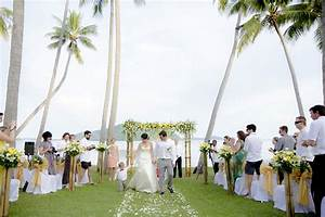 Creative events asia best phuket resorts for weddings for Video for weddings