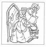 Coloring Disney Princess Pages Belle Printable Books Beast Beauty Cartoon Character Movies sketch template