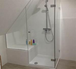 Begehbare Dusche Dachschräge : duschabtrennungen auf ma glas spiegelcenter duschabtrennungen ganzglasnalagen ~ Sanjose-hotels-ca.com Haus und Dekorationen