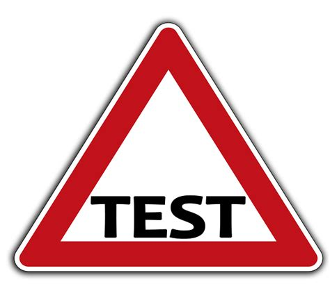 Test D by Road Sign Right Of Way Test 183 Free Image On Pixabay