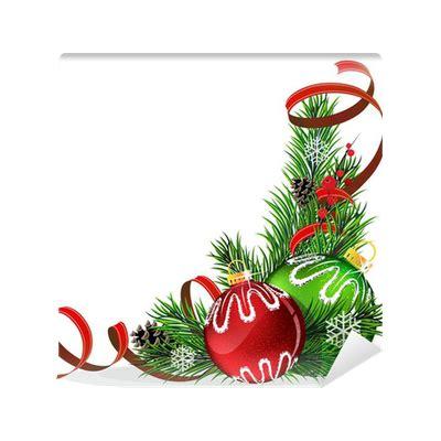 baum mit vögel fototapete christbaumkugeln mit roter schleife pixers 174 wir leben um zu ver 228 ndern