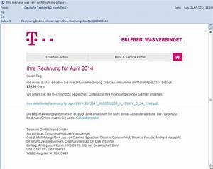 Telekom Deutschland Rechnung : alter wein in t uschend echtem schlauch ~ Themetempest.com Abrechnung