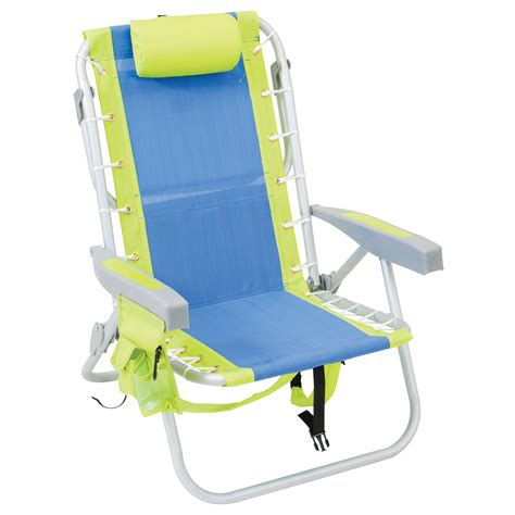 Wearever Backpack Chair With Footrest by Furniture Inspiring Outdoor Lounge Chair Design Ideas