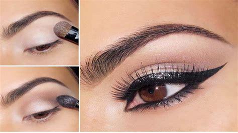 Yeux de chat comment faire ce maquillage des yeux? . look du jour