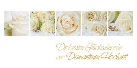 diamantene hochzeit weisse rosen wwwstimmungs bilderde