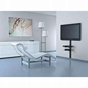 Fixer Tv Au Mur Sans Voir Les Fils : meliconi line cover double noir 480510 achat vente support mural tv sur ~ Preciouscoupons.com Idées de Décoration