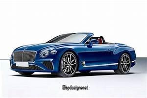 Bentley Continental 2018 Cabrio : the new bentley continental gt will look amazing as a ~ Jslefanu.com Haus und Dekorationen