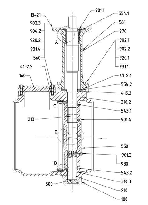 TRIODIS 150 - Triple-offset butterfly valve   KSB