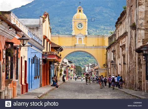 Santa Catalina Arch Calle Del Arco Antigua Guatemala