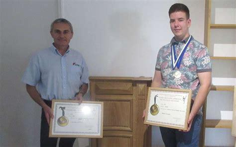 concours de cuisine pour apprentis deux médailles pour le menuisier sud ouest fr