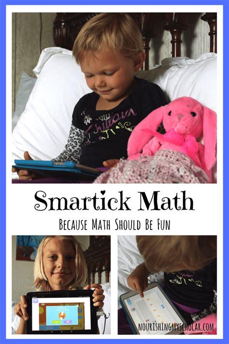 Smartick Math Because Math Should Be Fun  Nourishing My Scholar