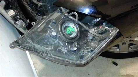2012 dodge ram 1500 headlight assembly removed replace