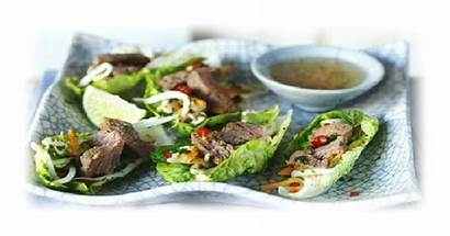Lettuce Wrap Vietnamese Wraps Beef Ibssano Recipes