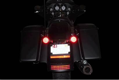 Rear Turn Signals Inserts Dynamics Harley Davidson