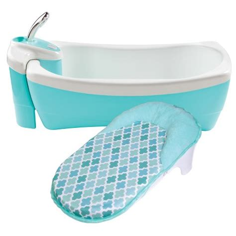 summer infant spa tub summer infant 174 lil luxuries 174 whirlpool bubblin target