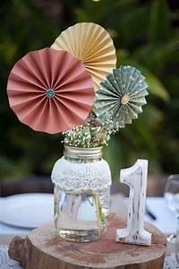 28 ideias fofas de decoração de casamento origami