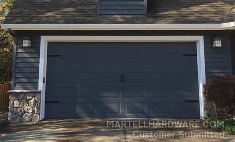 iron garage door hardware agave ironworks wrought iron decorative garage door kits