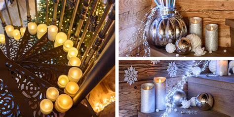 Come Decorare Le Candele Per Natale by Come Fare Decorazioni Con Candele Di Natale Luminal Park