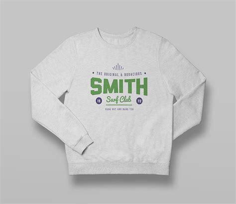sweatshirt mock  vol punedesign