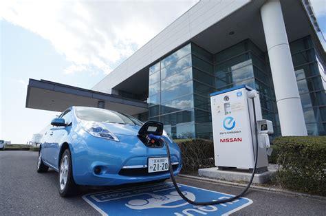 electric cars charging ev charging station inhabitat green design innovation