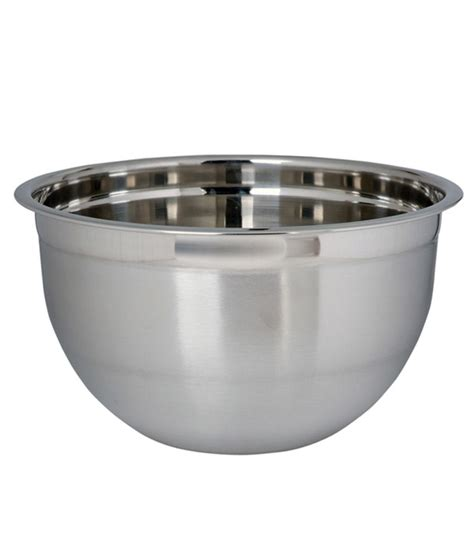 montstar stainless steel professional mixing bowl