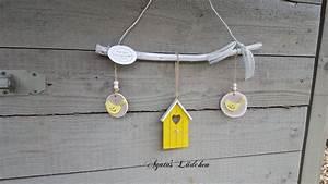 Fensterdeko Zum Hängen : fensterdeko fr hling im landhaus stil fensterschmuck ~ Watch28wear.com Haus und Dekorationen
