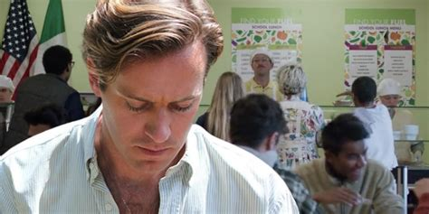 We Are Who We Are: Where To Spot Armie Hammer's Hilarious ...