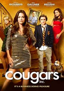 An average movie a review of Cougars Inc.