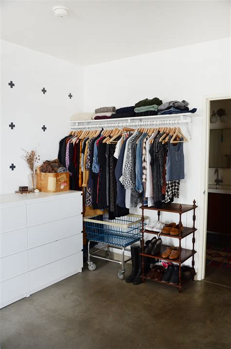 creating closet space in small bedroom 9 ways to organize a bedroom with no or very small 20430 | d5ce599acb75e90d2d77ee2bc91c3340b1e6d1f9