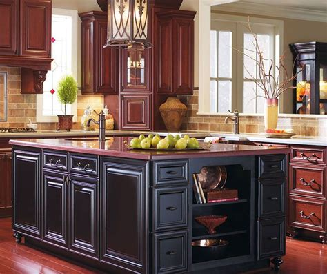 colors for a kitchen with cabinets omega cabinetry 9812