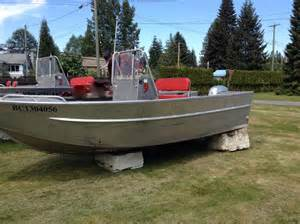 Welded Aluminum Boats