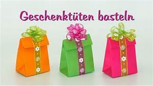Geschenkbox Selber Basteln : basteln mit papier papiert ten geschenkt ten falten diy youtube ~ Watch28wear.com Haus und Dekorationen