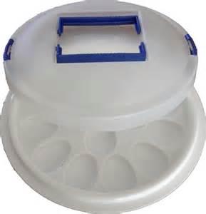 deviled egg plate deviled egg container ebay