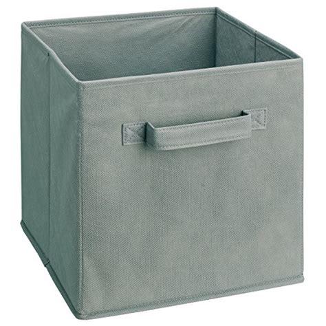 Closetmaid Cubeicals Fabric Drawers - closetmaid 58657 cubeicals fabric drawer gray