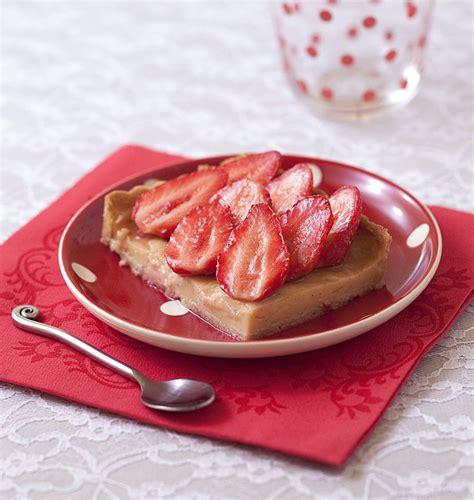 concours cuisine tarte aux fraises pâte sablée et crème pâtissière les