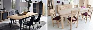chaises salle a manger moderne digpres With meuble 90x90 3 table chaise salle 224 manger meuble bois massif