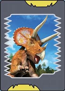 Image - 42.TRICERATOPS.png - Dinosaur King