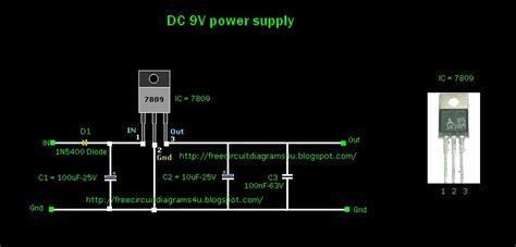circuit diagrams    power supply circuit diagram