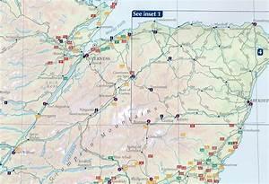 what are the finest photographs to use on wegenkaart landkaart castles map of scotland schotland