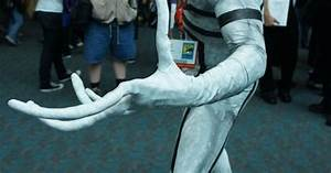 Anti-Venom cosplay. Never cared for the character but this ...