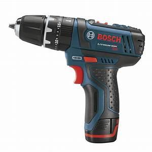 Top 10 Best Bosch Cordless Drills