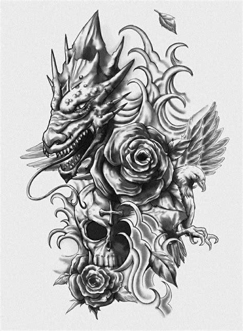 idees de dessin tatouage magnifique  comment