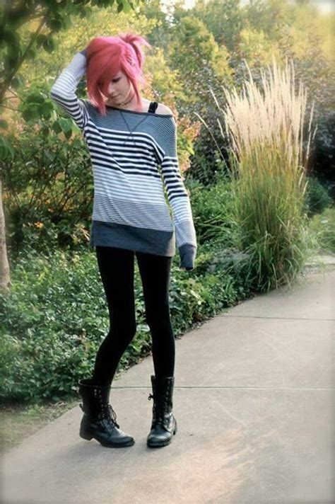 Best 20 Emo Girl Clothes Ideas On Pinterest