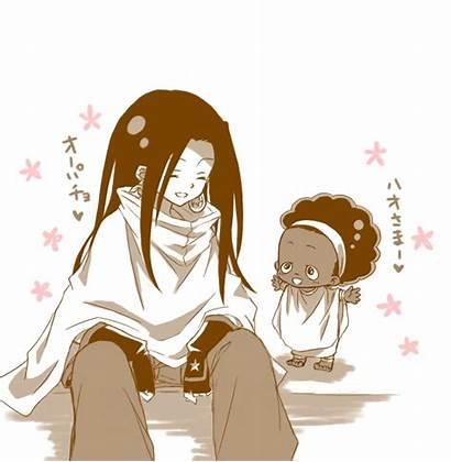 Shaman King Manga Anime Arte Visitar