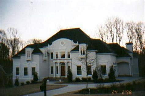 colonial european house plan    bdrm  sq
