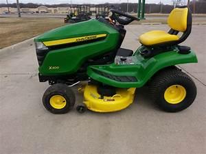 2014 John Deere X300 Lawn  U0026 Garden And Commercial Mowing