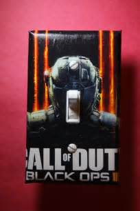 call  duty black ops iii  light switch plate cover