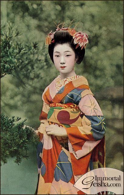 Maiko Naomi No Kimono Asobi Flickr